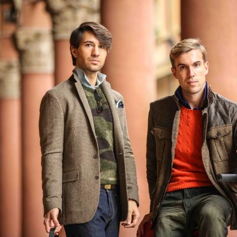 """Polo Ralph Lauren Campaign """"Road to Rome"""" Filippo Cirulli, Filippo Fiora"""